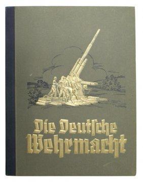 German Book Die Deutsche Wehrmacht