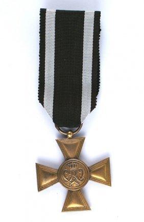 Prussian Military Merit Cross Medal