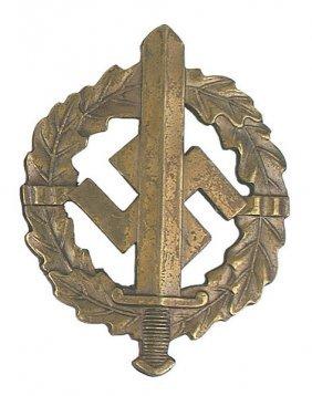German Wwii Sa Sports Badge