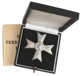 German Wwii War Merit Cross No Swords