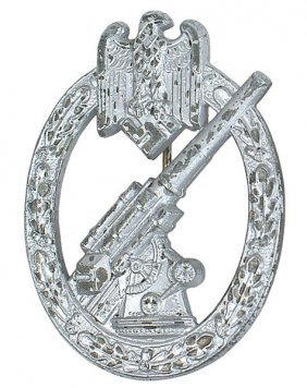German Wwii Army Flak Badge
