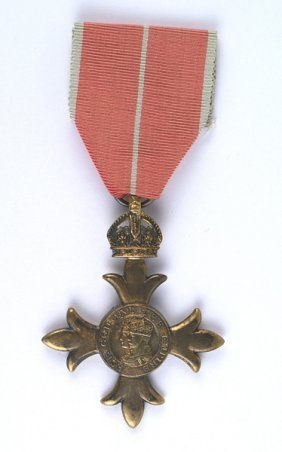 Order Of The British Empire Medal