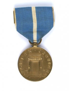 U.s. Marine Corps Good Conduct Medal