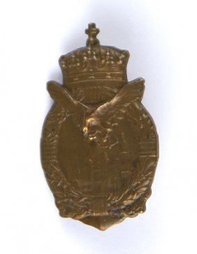 Polish 1914 Independence Pin
