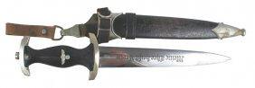 German Wwii Ss M1933 Dagger