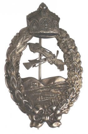 Imperial German Prussian Pilot Badge