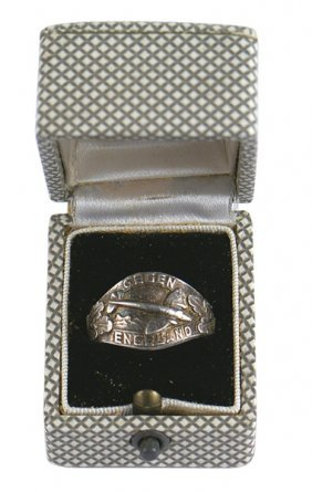 German Wwii Luftwaffe Anti-british Ring