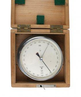 German Wwii Navy Barometer