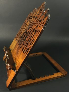 Music Stand/easel, Walnut