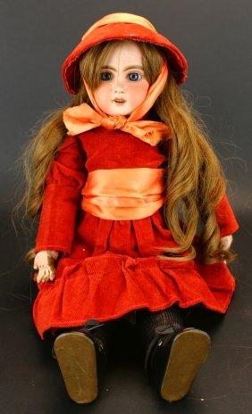 Jumeau Bebe Doll, Circa 1870
