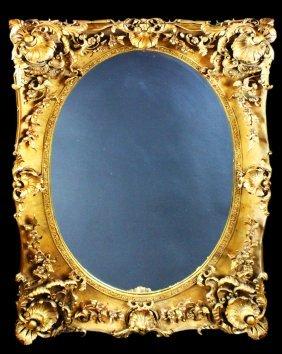 Mirror, Rococo Style