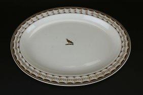 Creamware Platter, Wedgwood, C.1820