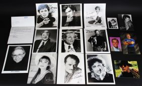 Celebrity Signed Photos 15, 1990s