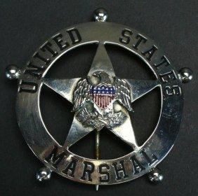 United States Marshal Badge