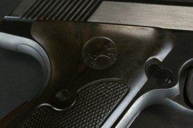 Colt Match Target Pistol Second Model