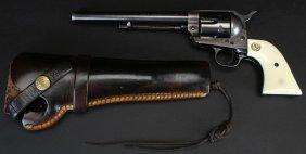 Colt 2nd Gen. S.a..a .45 Lc W Heiser Holster