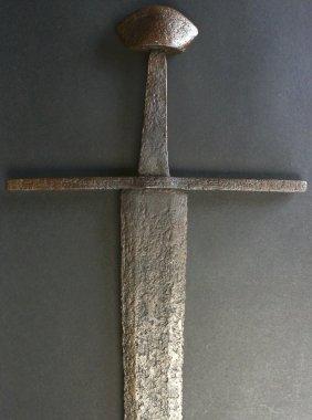 Viking Sword, C. 1020, Nearly Full Blade