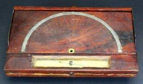 Semi-circumferentor, Or Surveyor's Compass D.1810