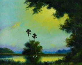 O/b Everglades, Harold Newton, Highwayman
