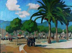 O/c Jane Peterson, Yacht Basin In San Tropez