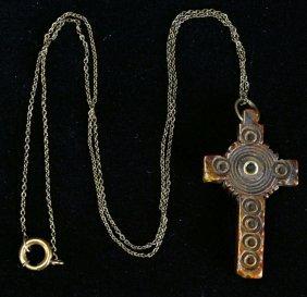 Stanhope Wooden Cross