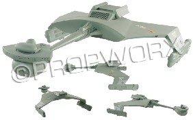 """""""The Motion Picture"""" Klingon D-7 Prototype Special"""