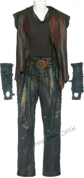 """Teal'c's Scoundrel Costume From """"Company Of Thieves"""