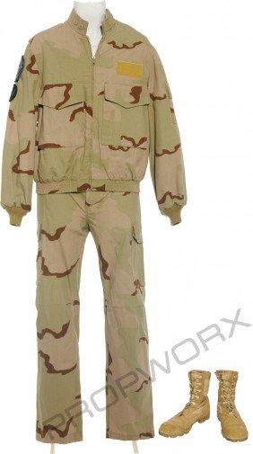 Landry's Tan Uniform