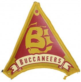 Battlestar Galactica Buccaneers Patch