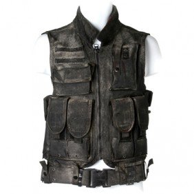 Stargate Atlantis Lt. Edison Black Tactical Vest