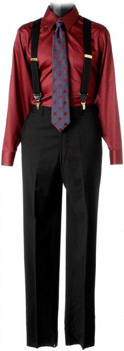 Iron Man 2 Larry King Suit