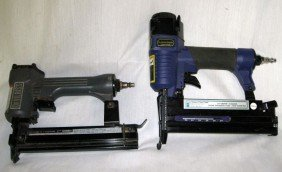 PNEUMATIC NAILER LOT