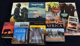 African And Elephant Books Plus
