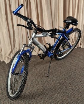 "Magna 24"" Men's Transition 21 Speed Bike"