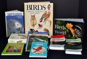 10 Books On Birds From Around The World