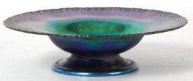 L.C. Tiffany Favrile Art Glass Tazza