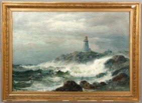 James Gale Tyler O/C Seascape