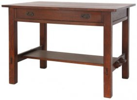 L & Jg Stickley No. 529 Library Table