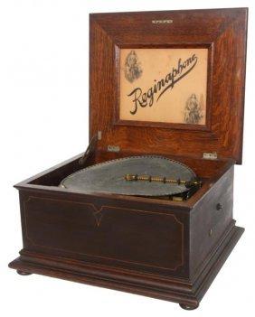 Reginaphone Table Model Music Box