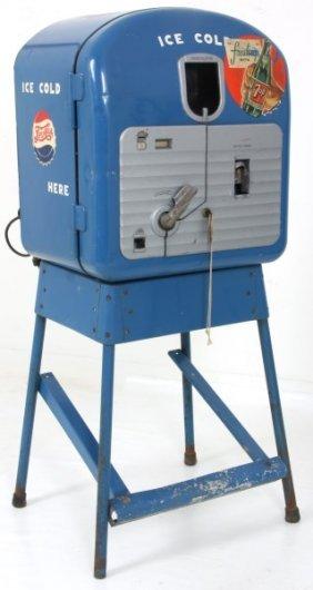 Vendorlator Mfg. Co. Pepsi Machine