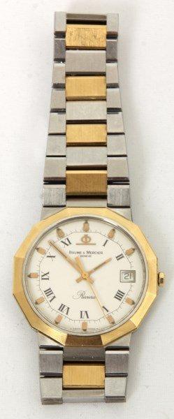 Baume Mercier Riviera Wristwatch