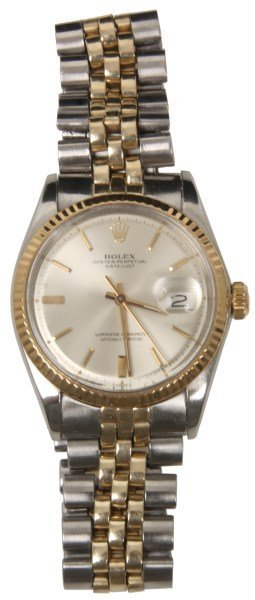 Men's Rolex Watch, Oyster Perpetual Datejust