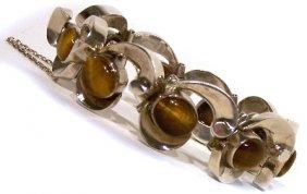 Antonio Pineda Tigerseye Bracelet