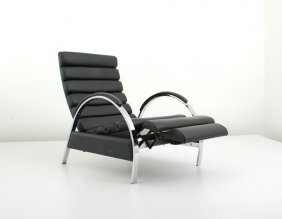 Reclining Lounge Chair By DIA