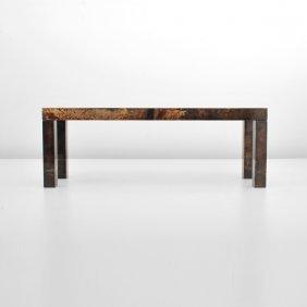 Aldo Tura Sofa Table/Bench