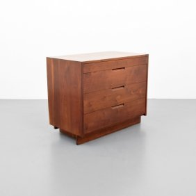 George Nakashima Cabinet/chest Of Drawers