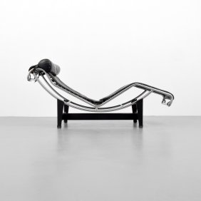 Jeanneret, Perriand & Le Corbusier Lc4 Chaise