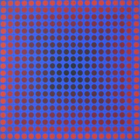 Victor Vasarely Poster