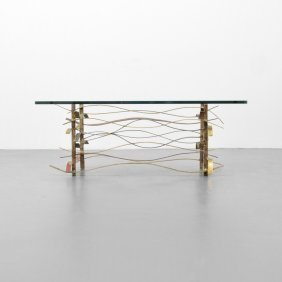 Silas Seandel Ribbon Coffee Table