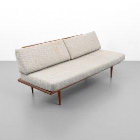 Peter Hvidt & Orla Molgaard-nielsen Sofa/daybed